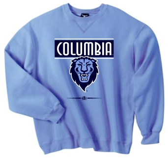 Columbia Lions Manhattan Crew