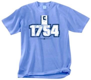 Columbia Lions 1754 Tee