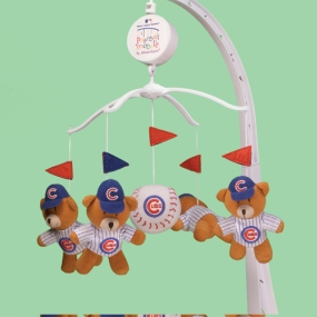 Chicago Cubs Mascot Mobile