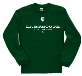 Dartmouth Big Green Commons Long Sleeve Tee
