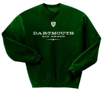 Dartmouth Big Green Commons Crew