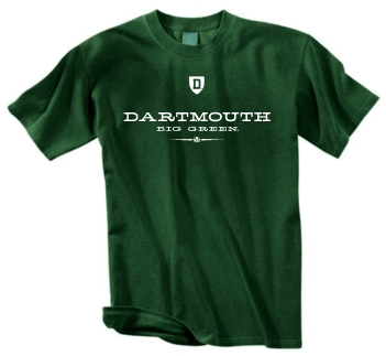 Dartmouth Big Green Commons Tee