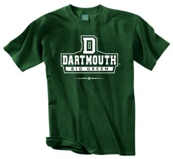 Dartmouth Big Green Big Green Tee
