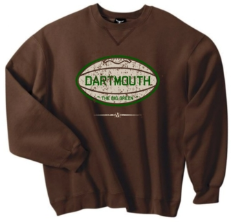 Dartmouth Big Green Pigskin Crew
