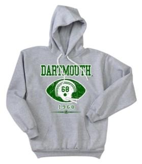Dartmouth Big Green '68 Helmet Hoody