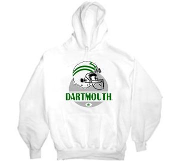 Dartmouth Big Green Modern Helmet Hoody