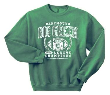 Dartmouth Big Green '58 Football League Champs Crew