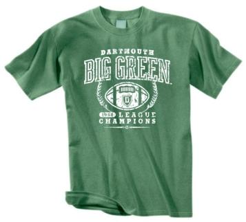 Dartmouth Big Green '58 Football League Champs Tee