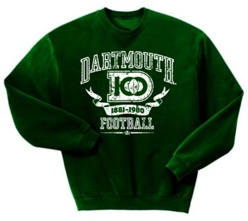 Dartmouth Big Green 100 Years of Football Crew
