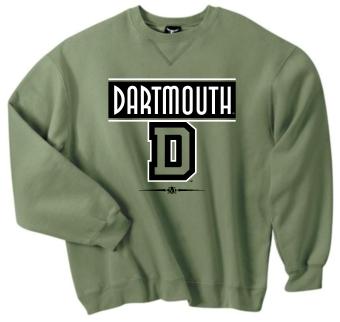 Dartmouth Big Green '55 Basketball League Champs  Crew