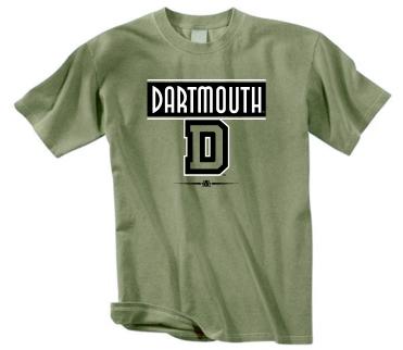 Dartmouth Big Green '55 Basketball League Champs Tee
