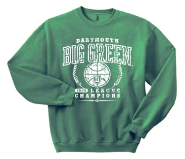Dartmouth Big Green Hanover Crew