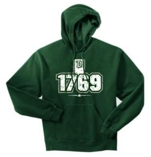 Dartmouth Big Green 1769 Hoody