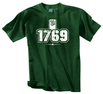 Dartmouth Big Green 1769 Tee