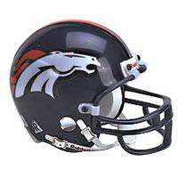 Riddell Denver Broncos Full Size Replica Helmet