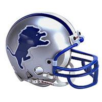 Riddell Detroit Lions Full Size Replica Helmet