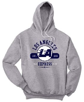 Los Angeles Express USFL Oxford Hoody