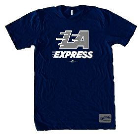 USFL Los Angeles Express Logo Tee