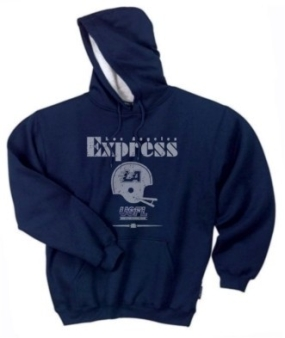 Los Angeles Express USFL Fashion Hoody