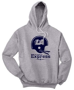 USFL Los Angeles Express Helmet Hoody