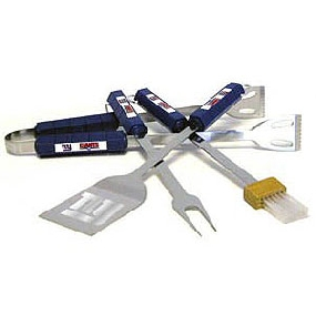 New York Giants BBQ Tool Set