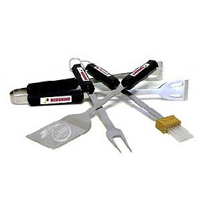 Washington Redskins BBQ Tool Set