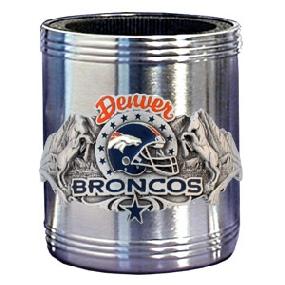 Denver Broncos Can Cooler