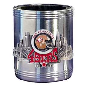 San Francisco 49ers Can Cooler
