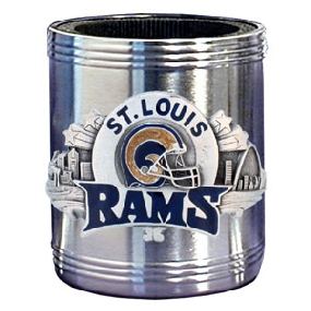 Saint Louis Rams Can Cooler