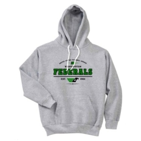 Washington Federals USFL Oxford Hoody