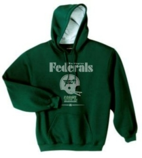 Washington Federals USFL Fashion Hoody