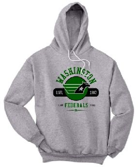 Washington Federals Circle Hoody