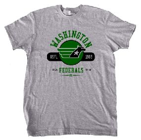 Washington Federals Circle Tee