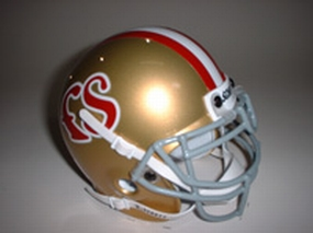 1970 Florida State Seminoles Throwback Mini Helmet