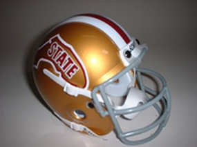 1972 Florida State Seminoles Throwback Mini Helmet
