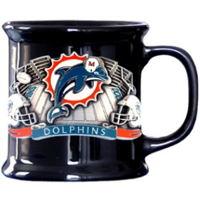 Miami Dolphins VIP Coffee Mug
