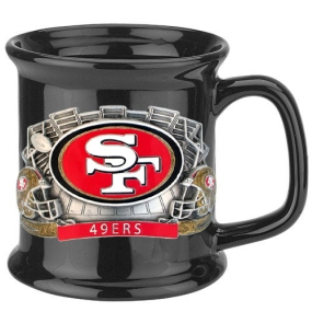 San Francisco 49ers VIP Coffee Mug