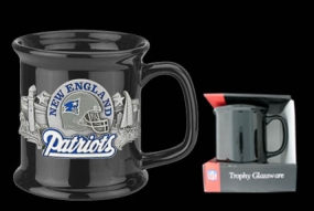 New England Patriots VIP Coffee Mug