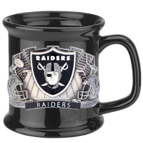 Oakland Raiders VIP Coffee Mug