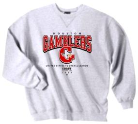 Houston Gamblers USFL Crew