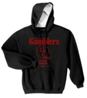 Houston Gamblers USFL Fashion Hoody