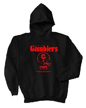 Houston Gamblers Locker Hoody