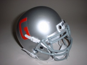 1962 Georgia Bulldogs Throwback Mini Helmet