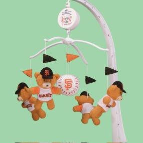 San Francisco Giants Mascot Mobile