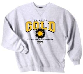 Denver Gold USFL Crew