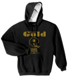 Denver Gold USFL Fashion Hoody