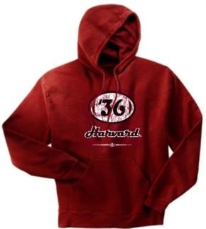 Harvard Crimson '36 Hoody