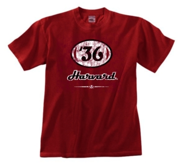 Harvard Crimson '36 Tee