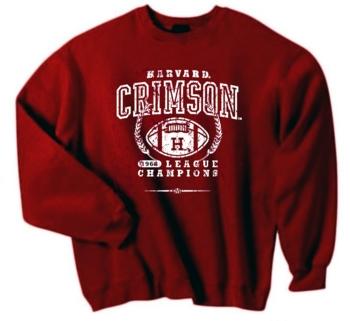 Harvard Crimson '68 Football League Champs Crew