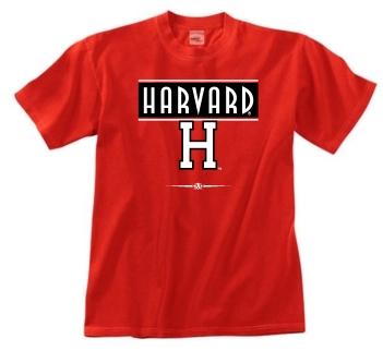 Harvard Crimson Cambridge Tee